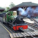Steam in Eskdale!