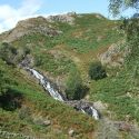 The Waterfalls in Easedale